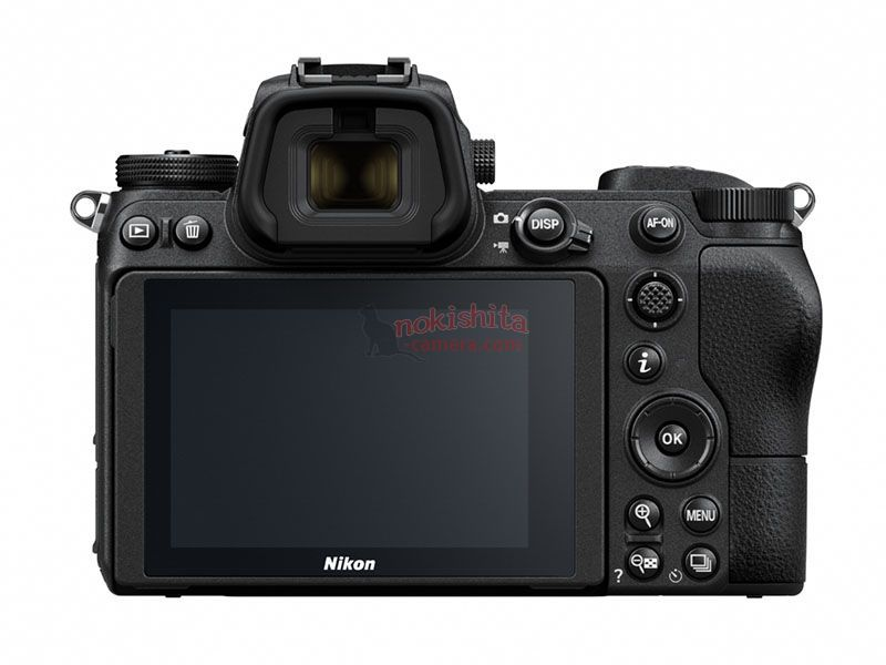 Breaking The First Leaked Press Photo Of The Nikon Z6 And