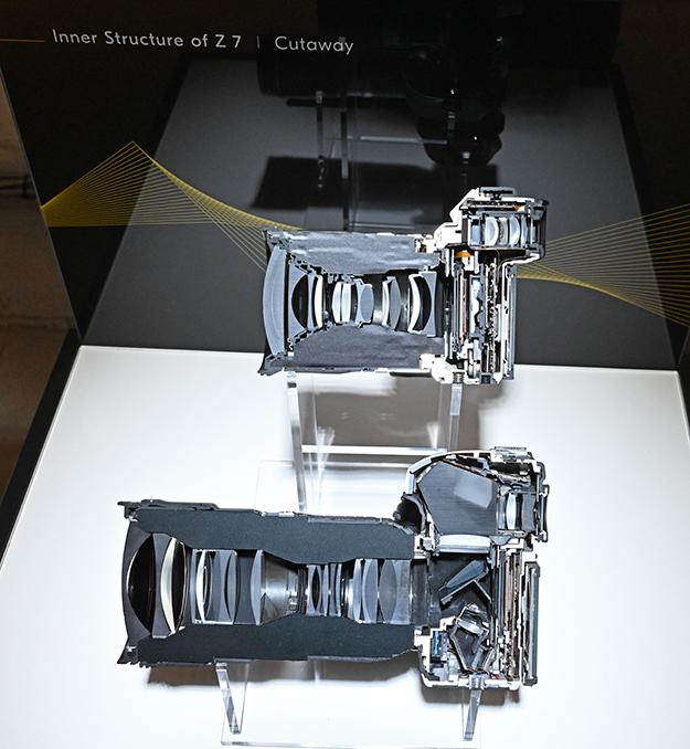 Nikon Z7 vs. Nikon D850