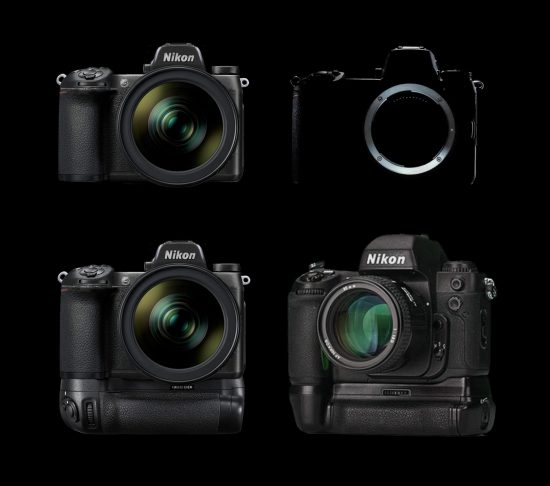 Nikon mirrorless camera compared © Mat