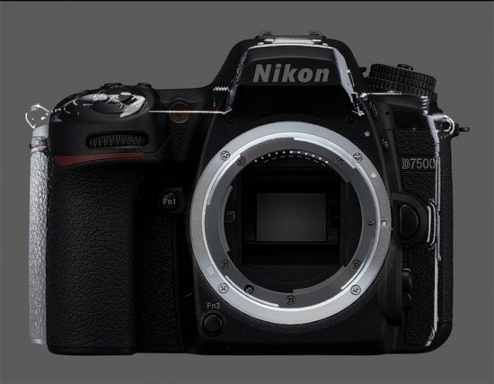 Nikon mirrorless camera compared with D7500 © Issy Nomura