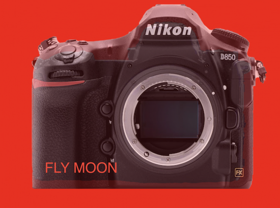 Nikon mirrorless camera compared with D850 © Flymoon