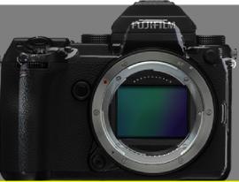 Nikon mirrorless camera compared with Fuji GFX © Drororomon