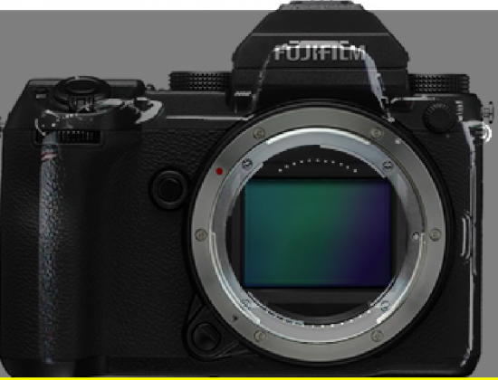 Nikon mirrorless camera compared with Fuji GFX © Drororomon