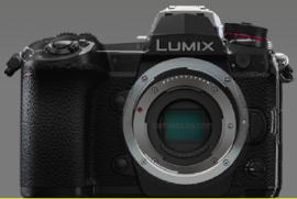 Nikon mirrorless camera compared with Panasonic G9 © Drororomon