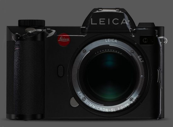 Nikon mirrorless camera compared with the Leica SL © Issy Nomura.jpg
