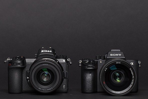 Which is better: Nikon Z7 vs Sony a7R III comparison