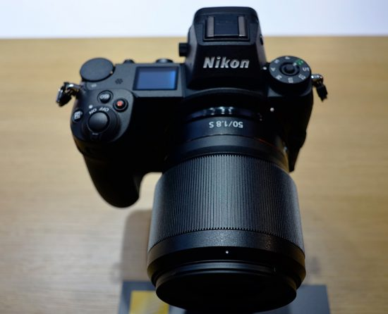 Nikon Z 50mm f/1.8 S lens now in stock, reviewed at CameraLabs