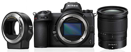 Big Nikon Z6 price drop on Amazon Germany - Nikon Rumors