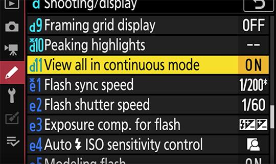 About that Nikon Z6/Z7 EVF blackout - Nikon Rumors