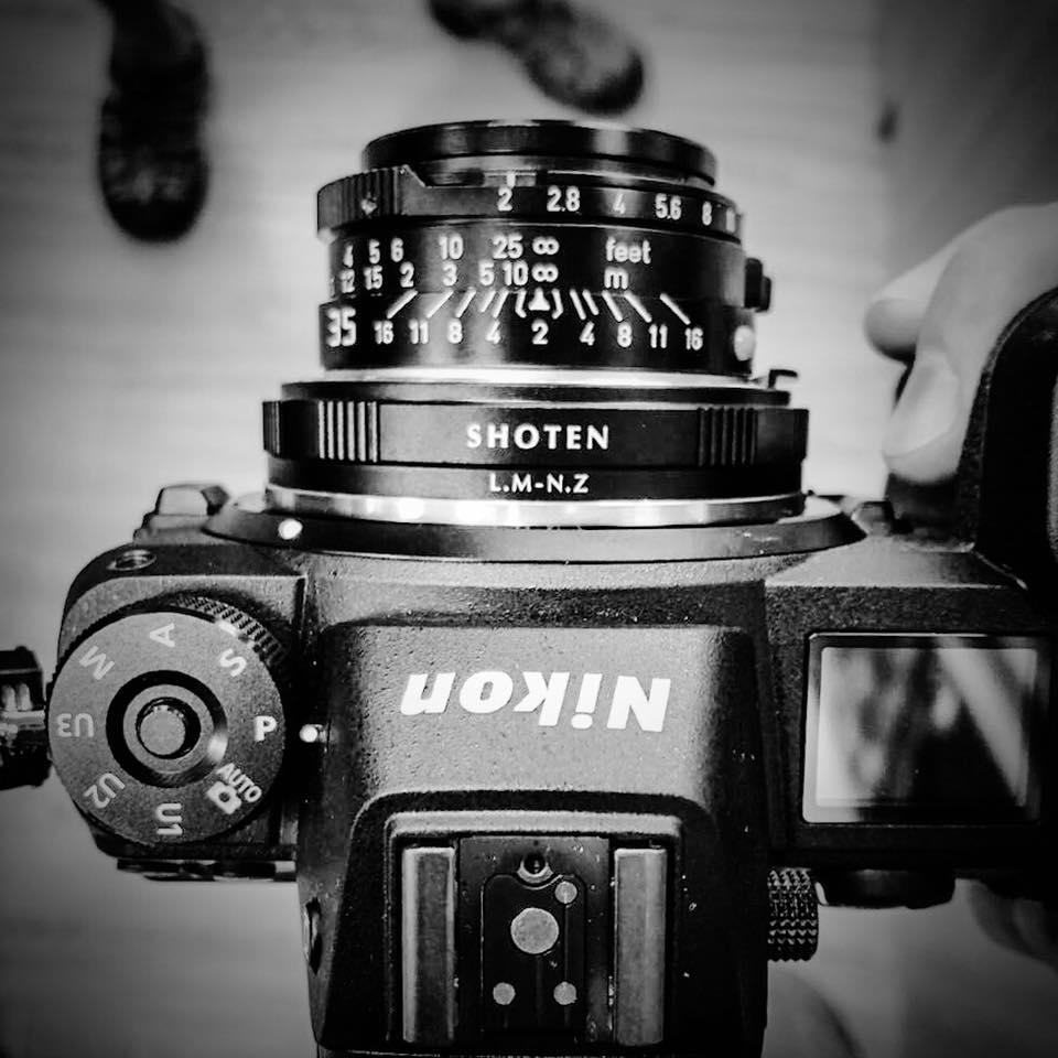 Shoten-LM-NZ-lens-adapter-Leica-M-lenses