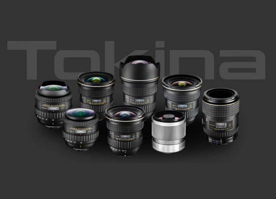 Compatibility of Tokina lenses with Nikon Z6, Z7 and Z50 cameras