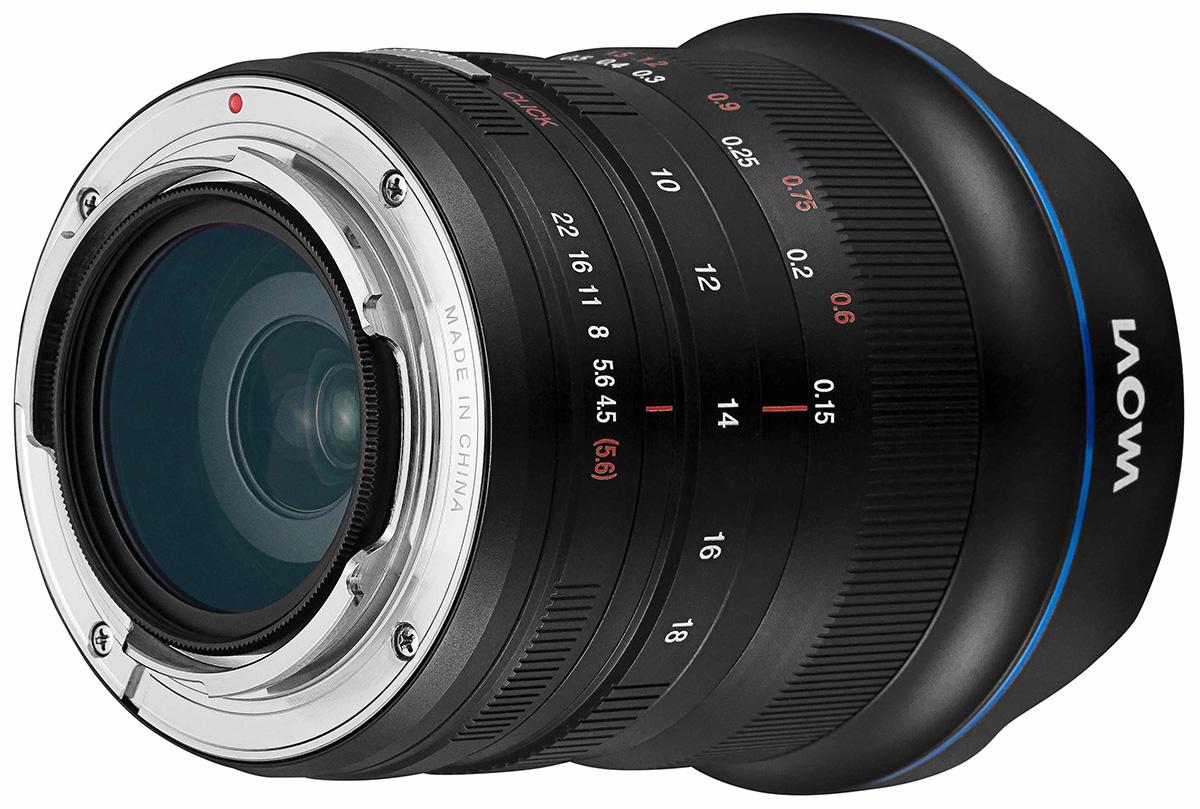 Venus Optics Laowa 10 18mm F 4 5 5 6 Mirrorless Lens For