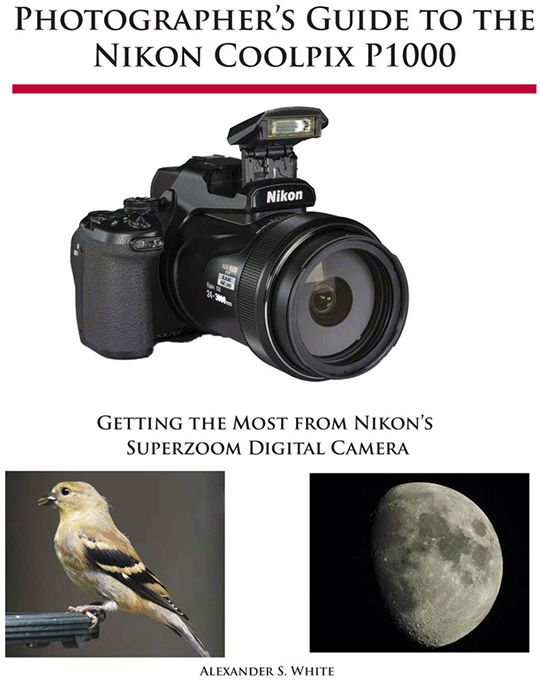 New book: Photographer's Guide to the Nikon Coolpix P1000