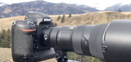 Nikon AF-S NIKKOR 500mm f/5.6E PF ED VR lens review by Steve Perry