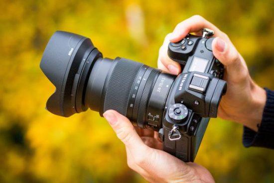 Nikon Z6 additional coverage