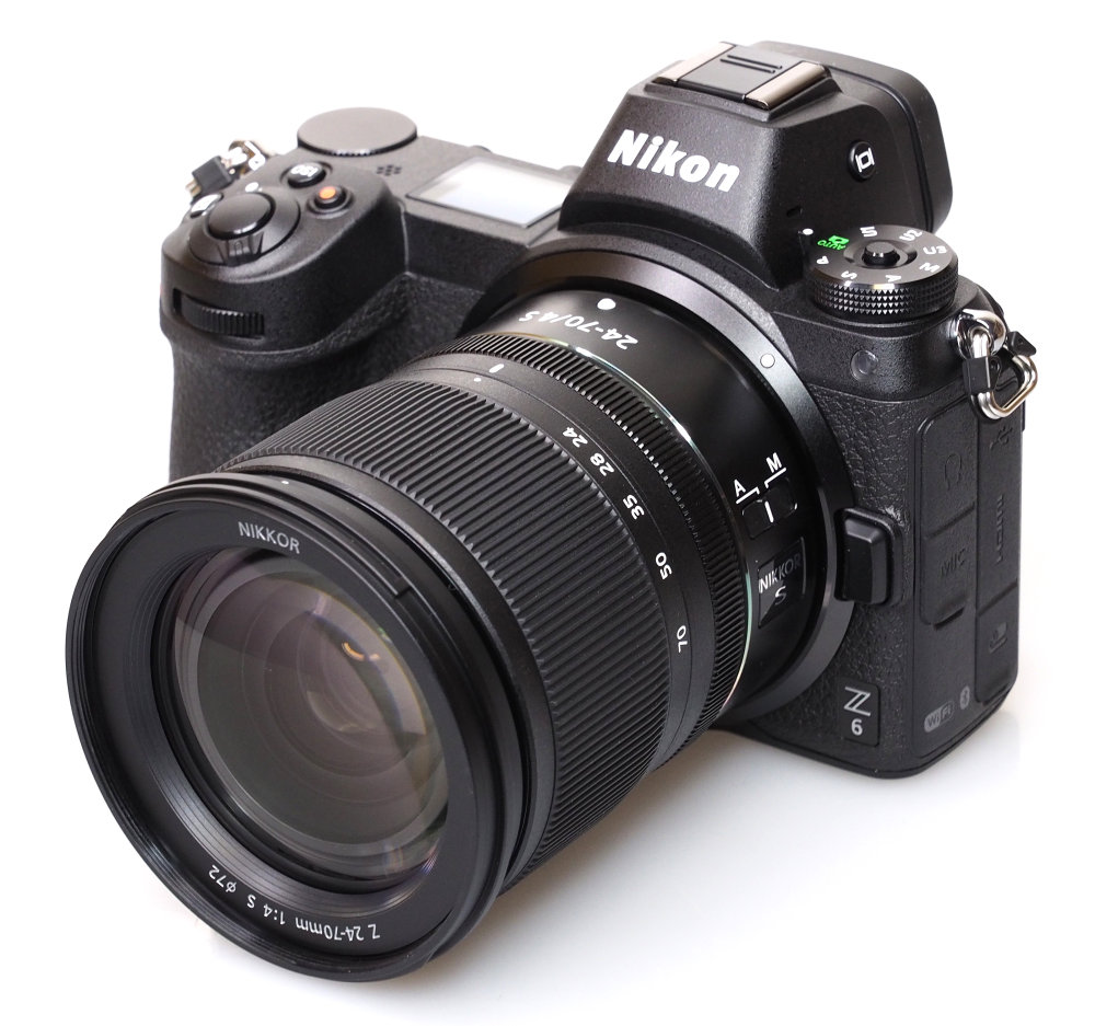 Nikon Z6 additional coverage