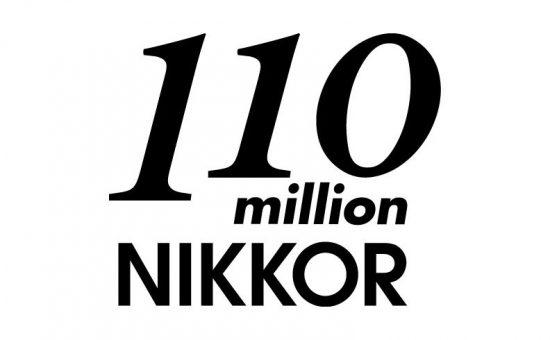 Nikon has produced 110 million Nikkor lenses