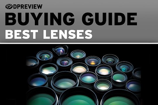Dpreview buying guide: the best lenses for Nikon DSLR