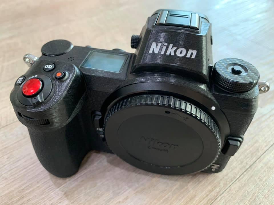 Nikon Z6 Z7 Custom Camera Wrap Nikon Rumors