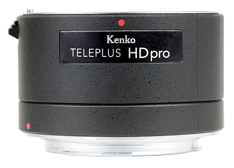 New Kenko Teleplus HD Pro 1.4x and 2x teleconverters for Nikon F-mount announced