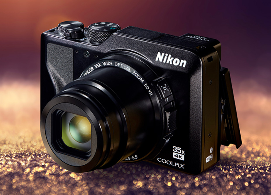 Nikon announced two new Coolpix cameras: B600 and A1000