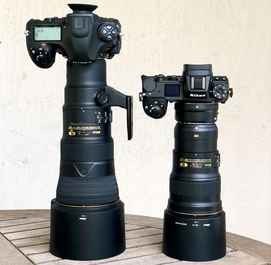 Nikon AF-S NIKKOR 500mm f/5.6E PF ED VR lens now in stock at Adorama for the first time