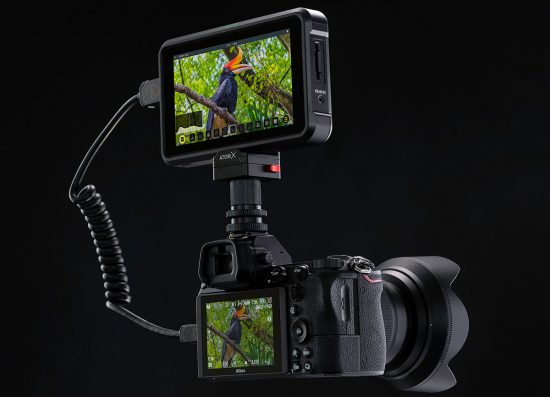 Atomos announced a new Shinobi 5″ 4K HDMI monitor