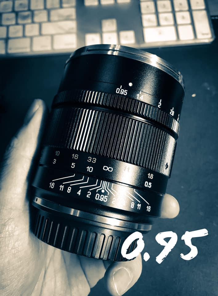 CP+ show report: Zhongyi Yi Optics Speedmaster 50mm f/0 95