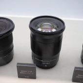 Upcoming Nikon Z Nikkor mirrorless lenses roadmap