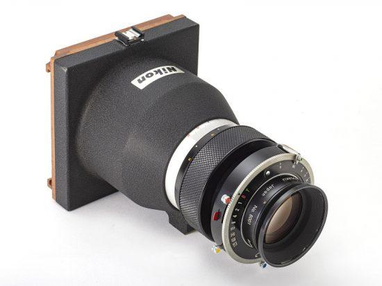 Nikon 50mm Astro Camera 1971