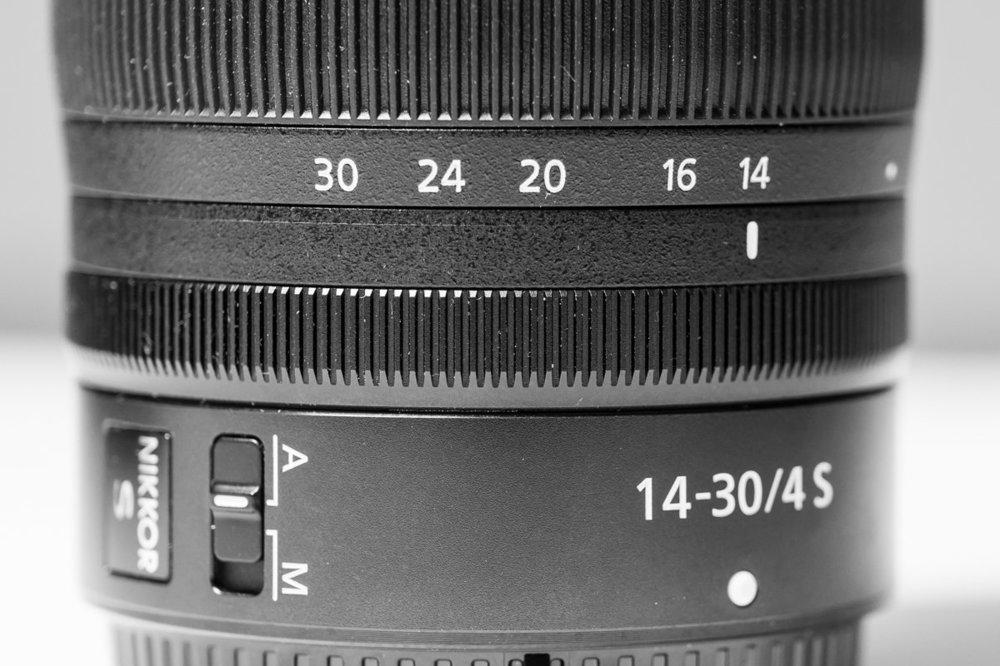 Nikon NIKKOR Z 14-30mm f/4 S lens report from Sicily - Nikon