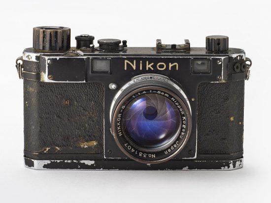 Nikon S Black camera 1951
