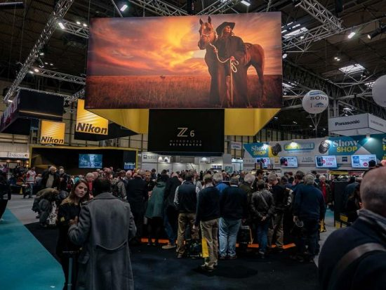 Nikon at The Photography Show 2019 (with pictures of upcoming Nikkor Z lenses)