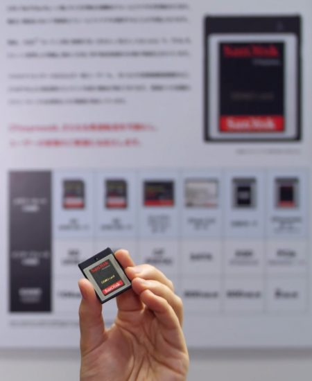 SanDisk will also make CFexpress memory card | L-Mount Forum
