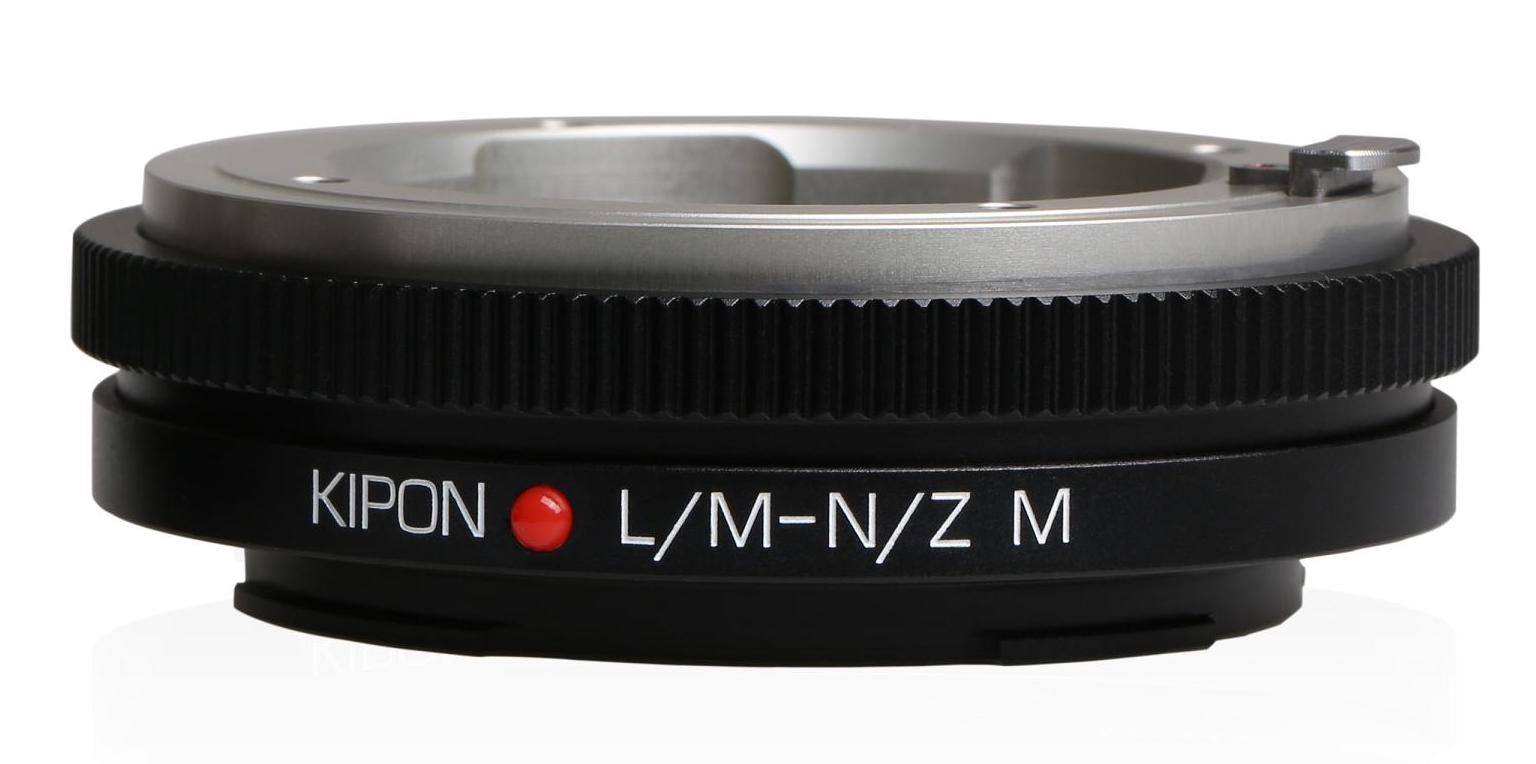 New from Kipon: macro Z-mount adapter with helicoid for