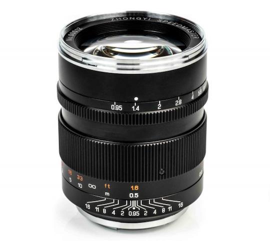 Mitakon Speedmaster 50mm F 0 95 Iii Full Frame Mirrorless
