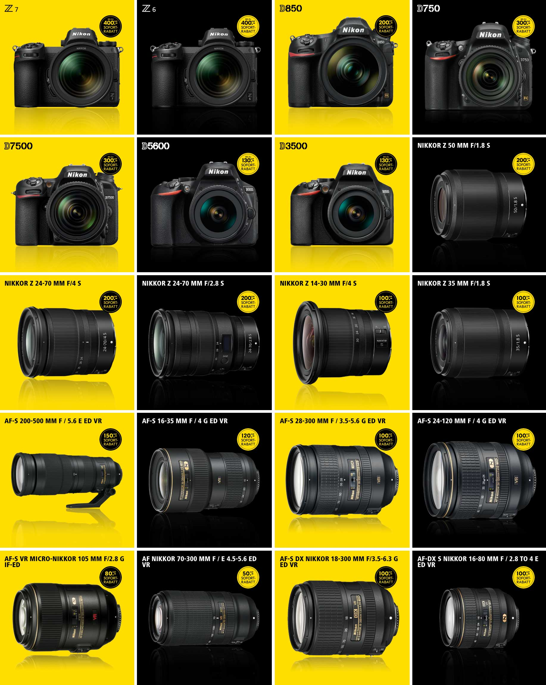 Nikon Summer Promotions coming in Europe on May 15th - Nikon