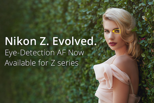 Nikon Z6/Z7 firmware update 2.0 additional coverage