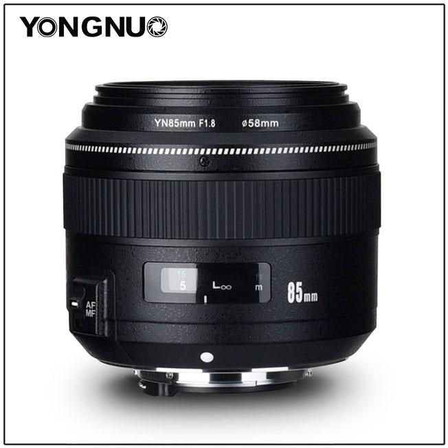 Ecco lo Yongnuo 85mm f/1.8 per Nikon - AperturePhoto