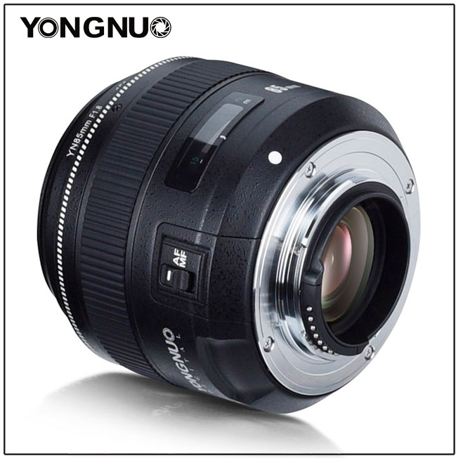 Yongnuo EF YN 50mm f/1.8 : Caratteristiche e Opinioni ...