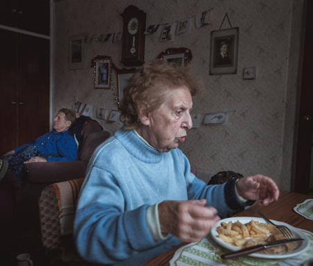 """Alma and Alzheimer's"" Jason Parnell-Brookes (United Kingdom)"