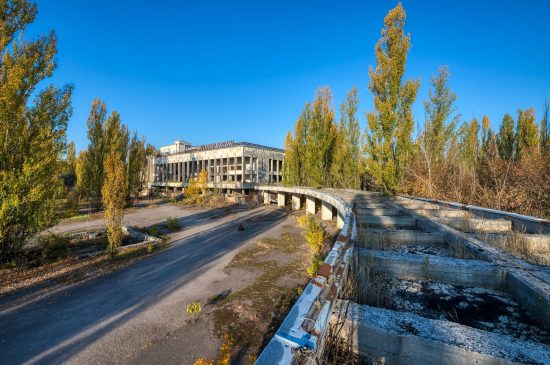 Pripyat City Center