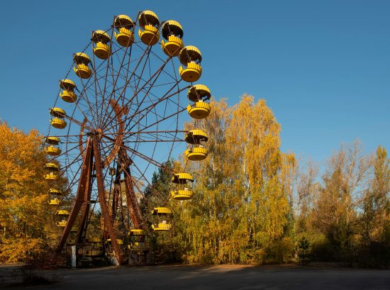 Abandoned Festival