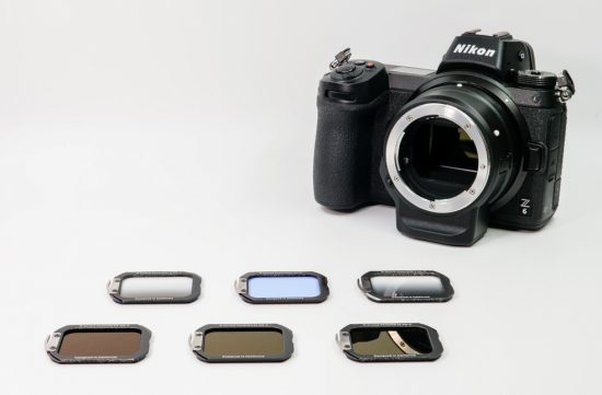 Coming soon: Aurora Aperture AMF (Adapter Mount Format) filters for Nikon FTZ Adapter