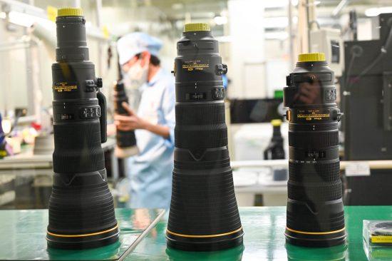 Nikon AF-S 800mm f/5.6 ED VR E FL lens inspections