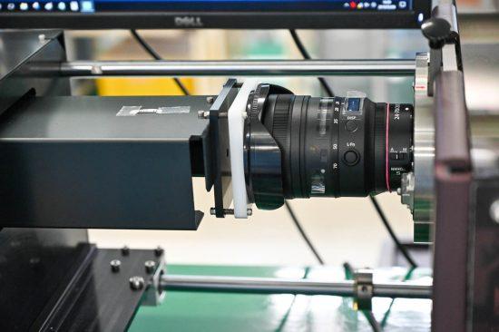 Testing the lens