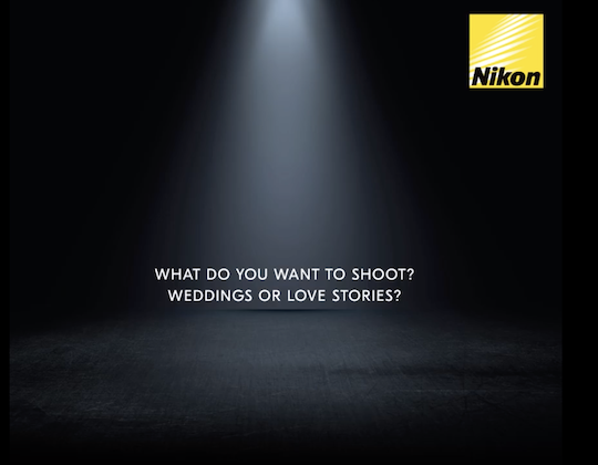 """New Nikon India video teaser: """"Nikon has something exciting for videographers and filmmakers. A revolution is coming"""""""