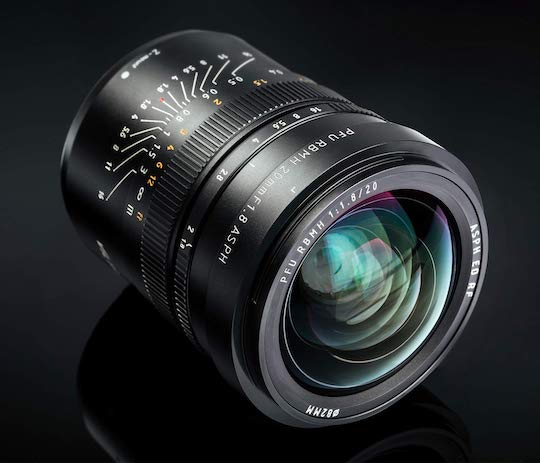 The new Viltrox 20mm f/1.8 lens for Nikon Z-mount is now available for pre-order
