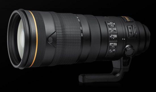 Nikon AF-S NIKKOR 120-300mm f/2.8E FL ED SR VR lens now in stock