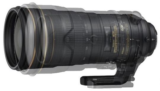 Nikkor AF-S 120-300mm f/2.8E FL ED SR VR lens vs Nikkor 300mm f/2.8G ED VR II lens